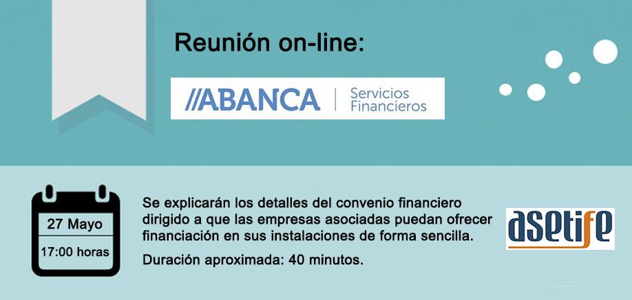 Jornada presentación acuerdo Abanca