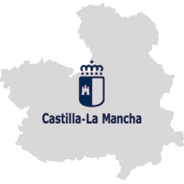 logo silueta castilla la mancha - Actualidad