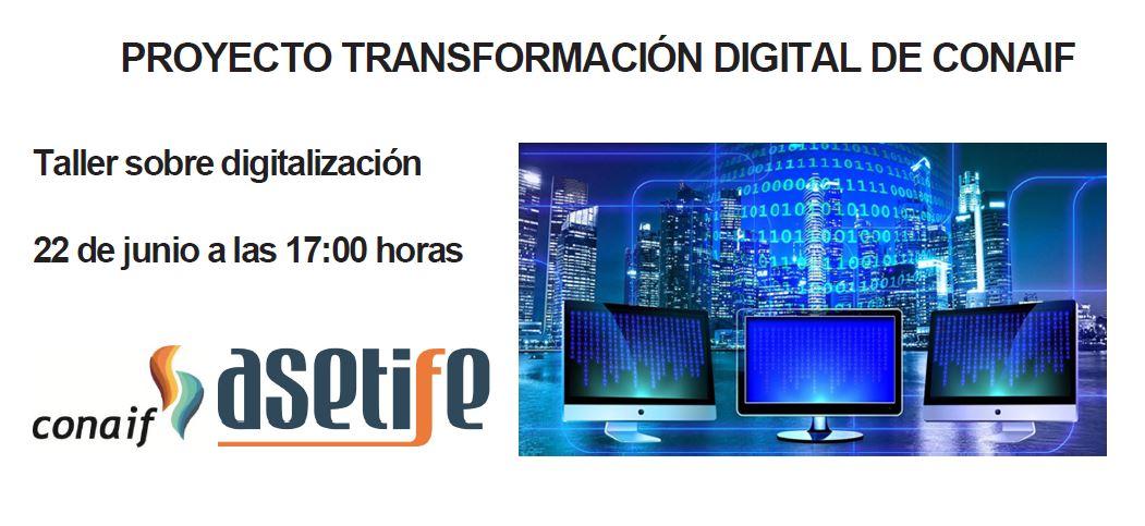 Talleres transformación digital empresas instaladoras